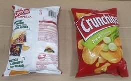 CRUNCHIPS Green chives 140g