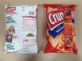 CRUNCHIPS Ketchup 140g