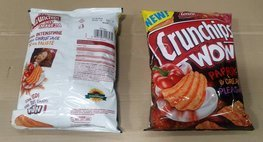 CRUNCHIPS WOW Paprika&Cour cream 110g