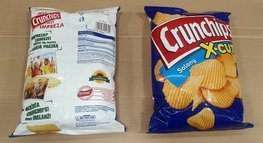 CRUNCHIPS X-CUT Salty 140g