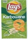 Chips Lay's Corrugated Green Chives 150 g