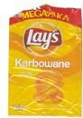 Chips Lay's Corrugated Salt 225 g