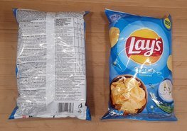 Chips Lay's Fromage 215 g