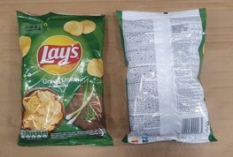 Chips Lay's Green Onion 40 g