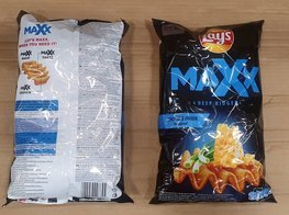 Chips Lay's Maxx Chees & Onion 130 g