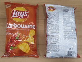 Chips Lay's Paprika 130 g