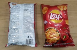 Chips Lay's Paprika 140 g