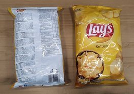 Chips Lay's Salted 140 g