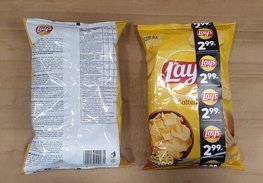 Chips Lay's Salted 60 g