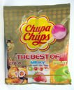 Chupa Chups Lollipops The Best Of Cola Milky Fruit  10 sztuk 120 g