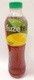 FUZETEA Black Ice Tea Lemon PET 1L UKR