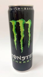 Monster Energy CAN 355 ml UKR