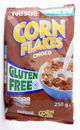 Nestle Cereal Corn Flakes Choco Gluten Free  250 g