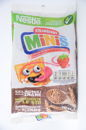 Nestle  Cereal Strawberry Minis  250 g