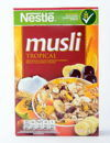 Nestle Musli Tropical 350 g