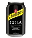 Schweppes Cola CAN 330 ml