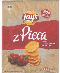Chips Lay's Pepper 200 g