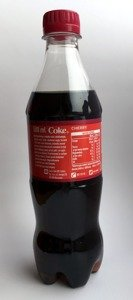 Coca Cola Cherry PET 500 ml