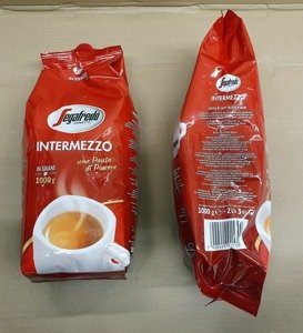 Coffee Segafredo Intermezzo 1 kg