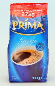 Ground Coffee Prima Finezja 275 g