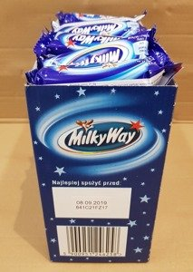 Display Milky Way 80x21.5 g