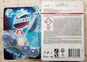 Domestos Power 5 Ocean 55 g