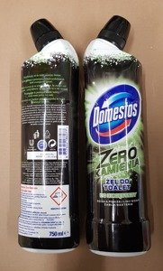 Domestos Zero Scale Lime 750 ml