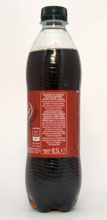Dr Pepper Regular PET 500 ML