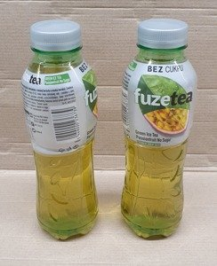 FUZETEA Green Ice Tea Passionfruit No Sugar  PET 500 ml
