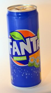 Fanta Shokata 330 ml Sleek