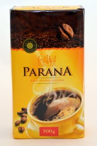 Ground Coffee Paranna 500 g