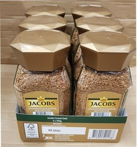 Instant Coffee Jacobs Cronat Gold 200g
