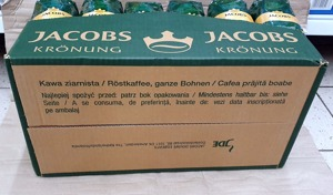 Jacobs Kronung Coffee Beans 500g