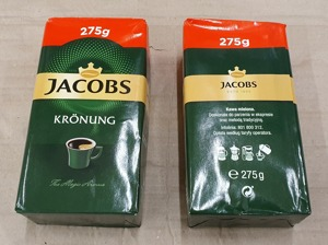 Jacobs Kronung Coffee Powde 275 g
