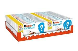 Kinder Chocolate 100 g (8 x 12,5 g) T8