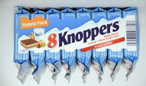 Knoppers 200g (8 x 25 g)