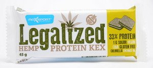 Legalized hemp protein kex 45 g