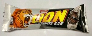 Lion Black White Limited Edition 40 g
