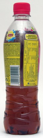 Lipton Ice Tea Raspberry PET 500 ml