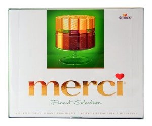 Merci Finest Selection Chocolates 250g
