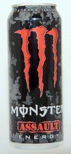 Monster Energy Assault CAN 500 ml