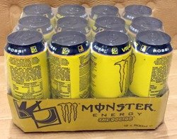 Monster Energy The Doctor CAN 500 ml