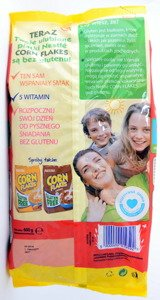 Nestle Cereal Corn Flakes Gluten Free  600 g