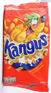 Nestle Cereal Kangus 500 g