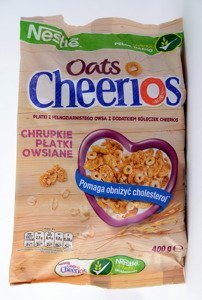 Nestle Cereal Oats Cheerios 400 g