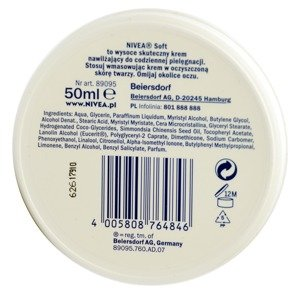 Nivea Creme Soft 50 ml