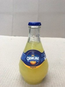 Orangina Regular Original glass bottle 250 ml