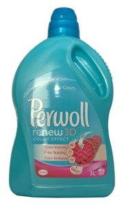 Perwoll Renew 3D Color Effect  3L