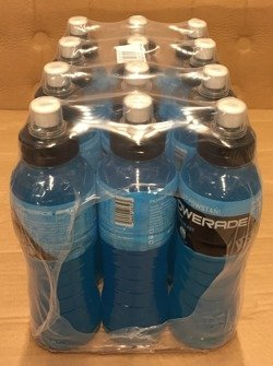 Powerade ION4 Blue 500 ml