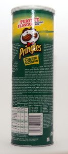Pringles Cheese&Onion 165 g